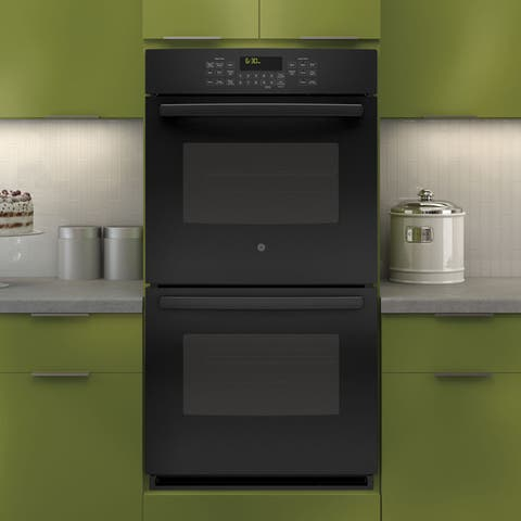 GE 27 Built-In Inch Double Electric Wall Oven With Self Clean