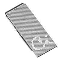 Caseti Windsor Stainless Steel Money Clip