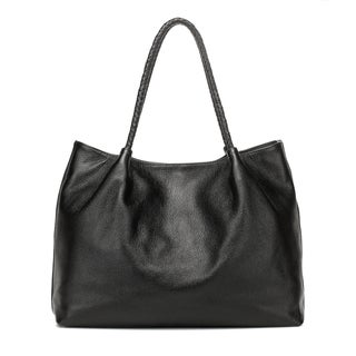 Vicenzo Leather Nicole Leather Tote Shoulder Handbag