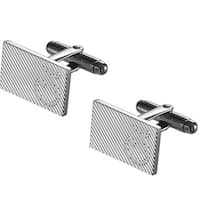 Caseti Windsor Stainless Steel Cuff Links