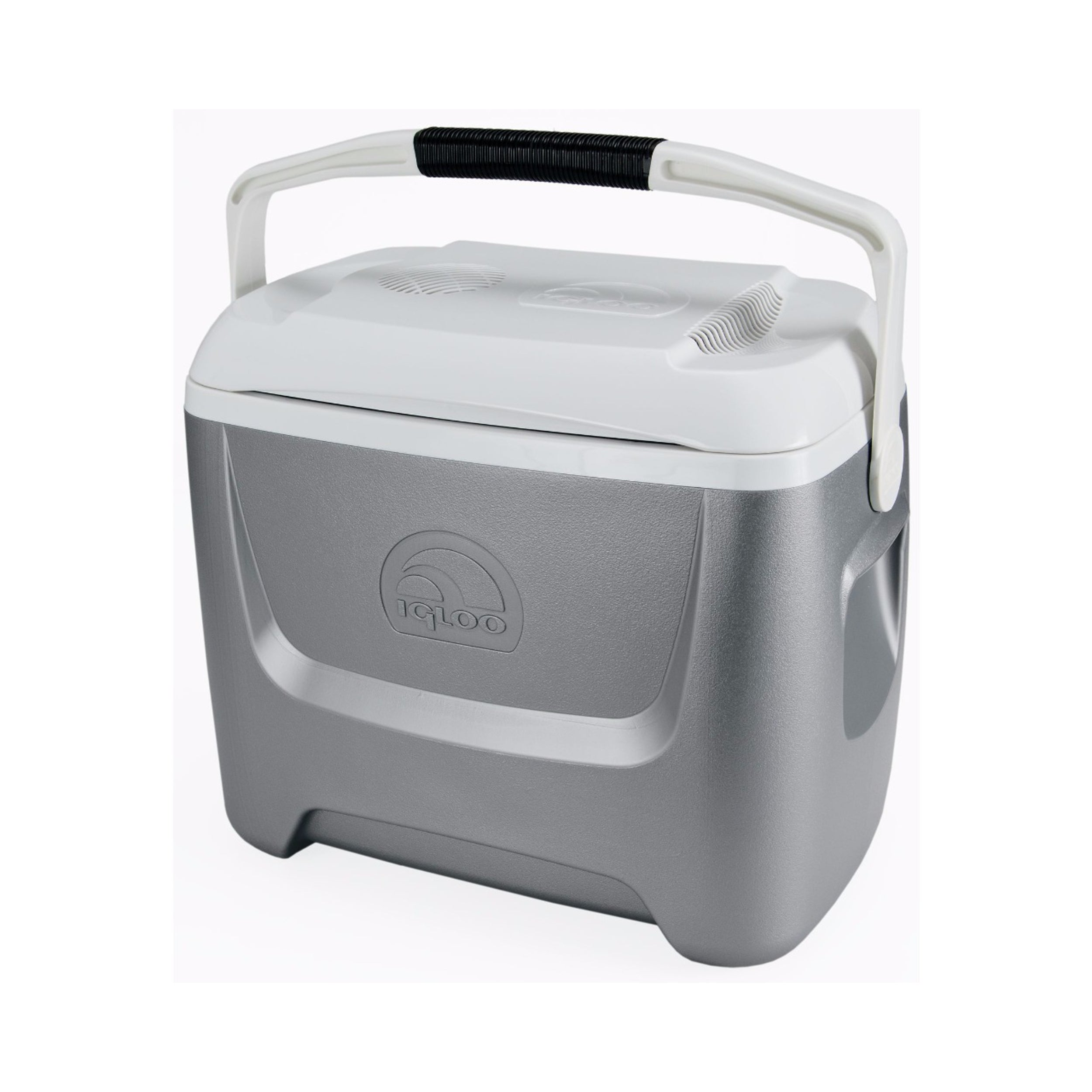 Igloo Iceless 26 Cooler, Silver (Thermoplastic)