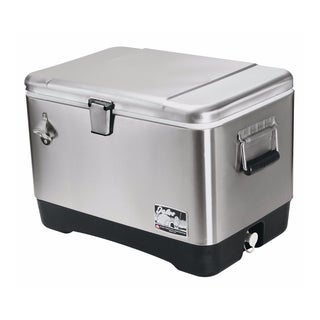 Igloo Stainless Steel 54 Cooler