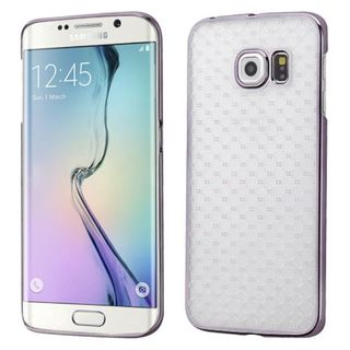Insten Slim Hard Snap-on Crystal Phone Case Cover For Samsung Galaxy S6 Edge