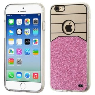 Insten Slim Hard Snap-on Glitter Phone Case Cover For Apple iPhone 6