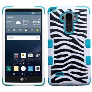 Insten Tuff Hard PC/ Soft Silicone Dual Layer Hybrid Rubberized Matte Phone Case Cover For LG G Stylo