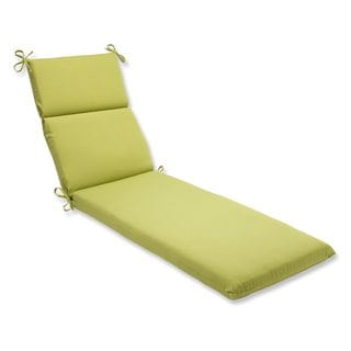 Pillow Perfect Outdoor/ Indoor Fresco Pear Chaise Lounge Cushion