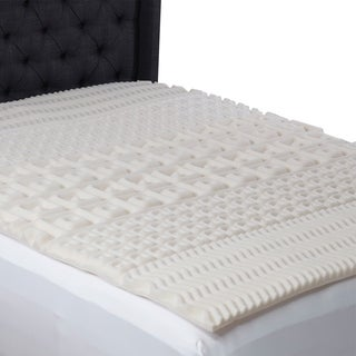 Beautyrest 5-zone Contour Comfort Memory Foam Topper