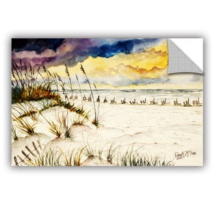 ArtAppealz Derek Mccrea 'Destin Beach' Removable Wall Art