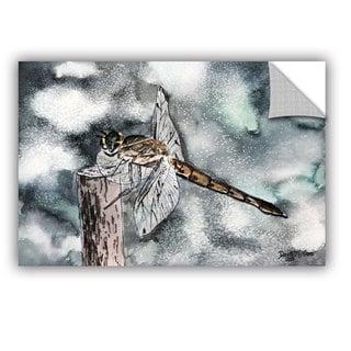 ArtAppealz Derek Mccrea 'Dragonfly 2' Removable Wall Art