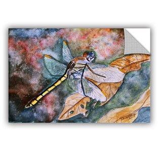 ArtAppealz Derek Mccrea 'Dragonfly' Removable Wall Art