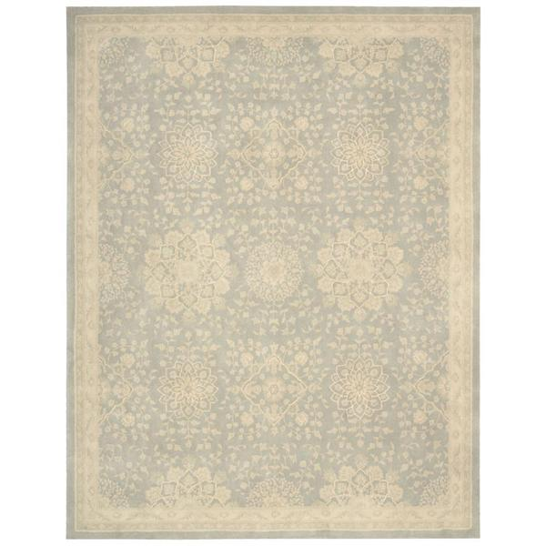 "kathy ireland Royal Serenity St. James Cloud Area Rug by Nourison - 5'6"" x 7'5"""