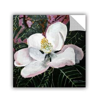 ArtAppealz Derek Mccrea 'Magnolia' Removable Wall Art