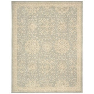 kathy ireland Royal Serenity St. James Cloud Area Rug by Nourison (7'6 x 9'6)