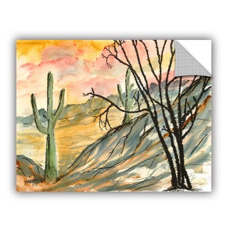 ArtAppealz Derek Mccrea 'Arizona Evening' Removable Wall Art