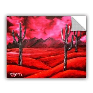 ArtAppealz Derek Mccrea 'Southwestern' Removable Wall Art
