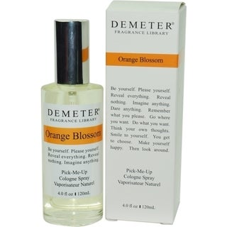 Demeter Women's 4-ounce Orange Blossom Cologne Spray