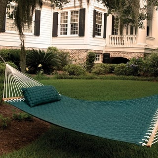 Large Green SoftWeave Hammock