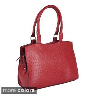 Bueno 'Tegan' Vegan Leather Satchel Handbag