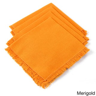 Set of 4 Cocktail Napkins (Guatemala)