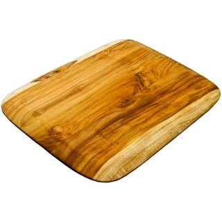 Teakwood Oblong Cutting Board (Guatemala)