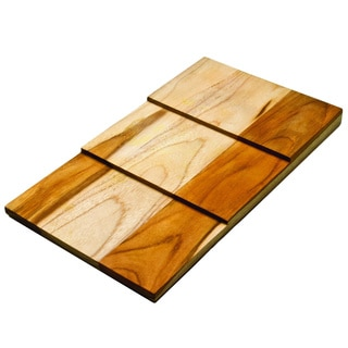 Teakwood Spanish Steps Board (Guatemala)