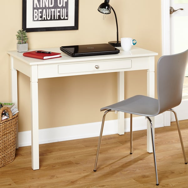 shop simple living leo desk free shipping today 10364608. Black Bedroom Furniture Sets. Home Design Ideas
