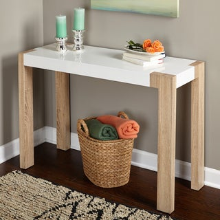 Simple Living Smart Console Table/ Desk