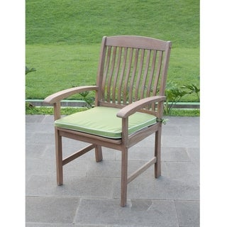 Cambridge Casual Monterey 2-piece Dining Arm Chairs with Pads