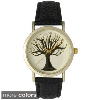 Olivia Pratt Women's 14952 Twisted Tree Watch