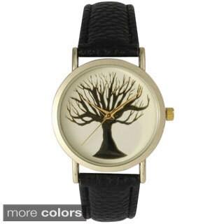 Olivia Pratt Women's Twisted Tree Watch