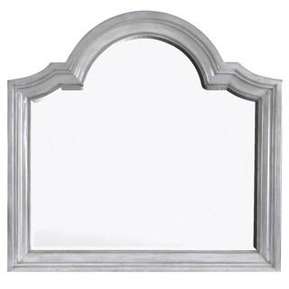 Magnussen B3341 Windsor Lane Landscape Mirror - White
