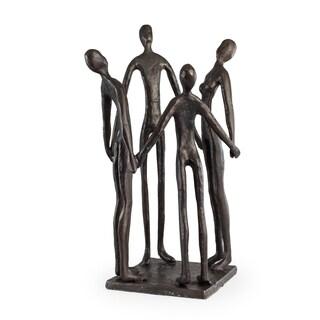 Danya B Circle of Love Bronze Sculpture