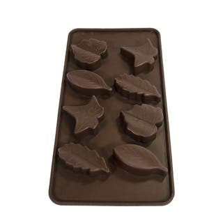 Sorbus Silicone Brown Leaf Chocolate Mold (Set of 2)|https://ak1.ostkcdn.com/images/products/10364869/P17472138.jpg?impolicy=medium