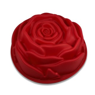 Silicone Rose Bundt Cake Baking Mold