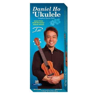 Daniel Ho Ukulele Complete Starter Pack