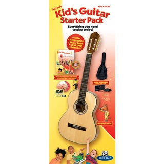 Alfred's Children's Guitar Course Starter Pack
