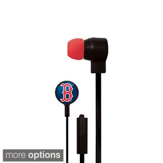 Mizco MLB Big Logo Earbuds