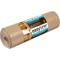"""Duck Smooth Top 12""""X 20 ft. Shelf Liner- Taupe"""