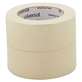Universal General Purpose 48mm x 54.8m Masking Tape (Pack of 12)