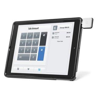 Kensington SecureBack Payments Enclosure For iPad Air/iPad Air 2 - Bl