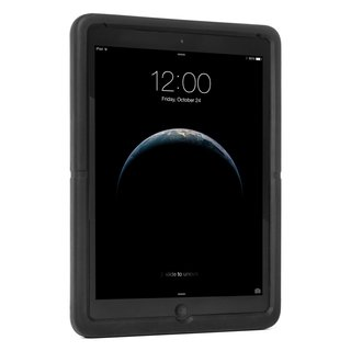 Kensington SecureBack Rugged Enclosure for iPad Air/iPad Air 2 - Blac