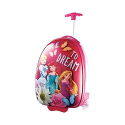 American Tourister by Samsonite Disney Princess 16-inch Rolling Hardside Suitcase