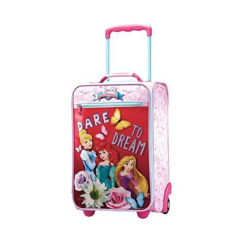 3e236cb6f77 Shop American Tourister by Samsonite Disney Princess 18-inch Rolling  Suitcase - Free Shipping On Orders Over  45 - Overstock - 10365175