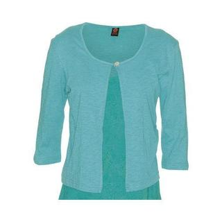 Women's Ojai Clothing Cardigan Top Pool (2 options available)