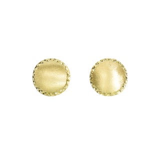 Women's 14k Yellow Gold Stud Earrings