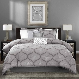 Madison Park Vella 7-Piece Comforter Set