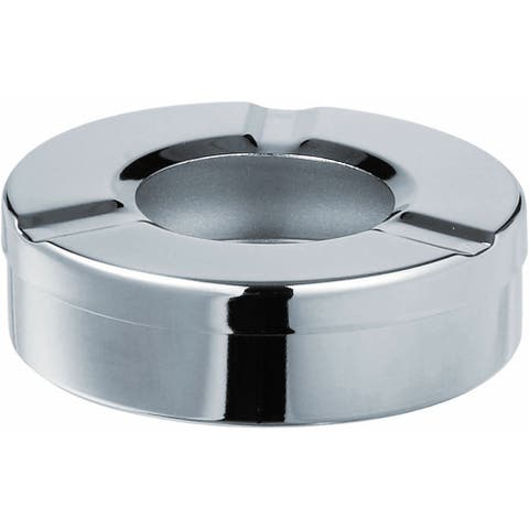 Lyrex Stainless Steel Cigarette Ashtray
