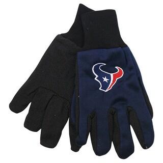 Houston Texans NFL Utility Gloves (Pair)