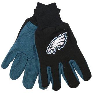 Philadelphia Eagles NFL Utility Gloves (Pair)