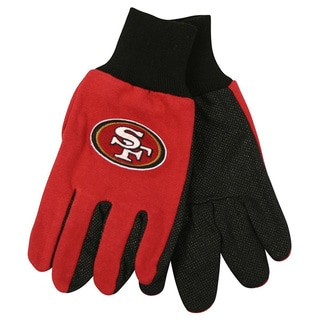 San Francisco 49ers NFL Utility Gloves (Pair)